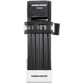 Trelock FS 200/75 TWO.GO Folding Lock 75 cm, white